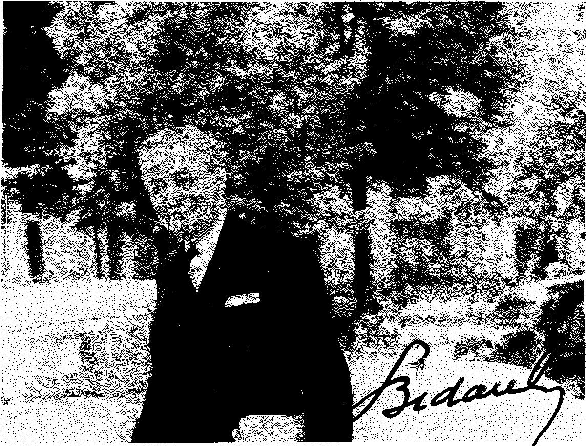 C'était en 1956   Georges Bidault