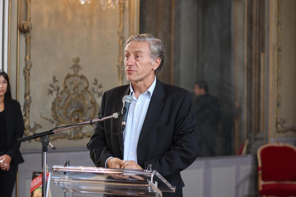 C'était en 2013   Jean-Christophe Rufin